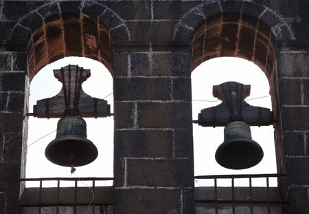 building feature: church bells