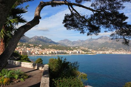 Menton, French Riviera
