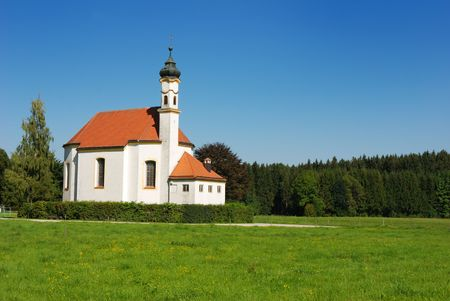 bavarian church photo