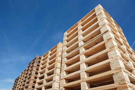 stack of pallets