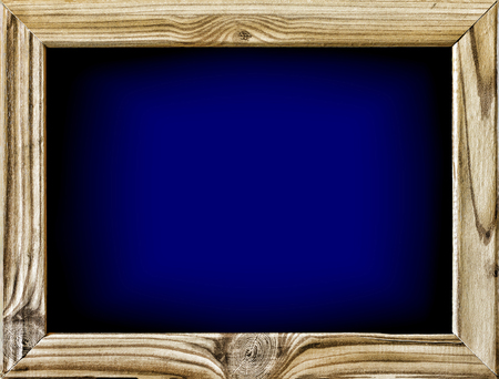 Cinema Day. Wooden frame imitating the glowing cinema screen.  chroma key, December 28 International Cinema Day.
