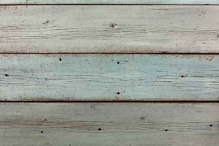 Wood background. Mediterranean style light blue
