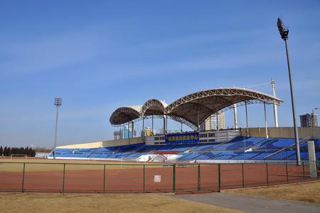 olympic: Beijing Tongzhou Canal Olympic Sports Center Stadium