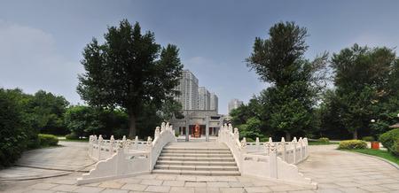 int: Changchun Temple Editorial