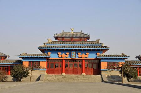 tumbas: Luoyang antiguas tumbas Museo Editorial