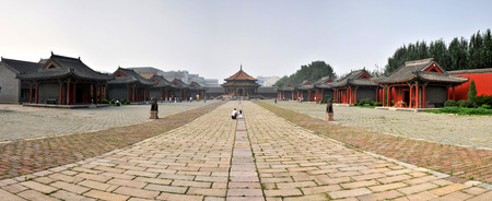 taiji: The Imperial Palace in Shenyang