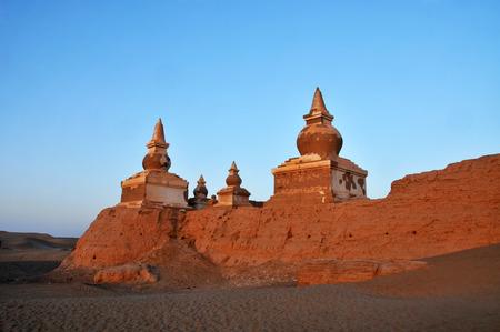 inner mongolia: Inner Mongolia black city