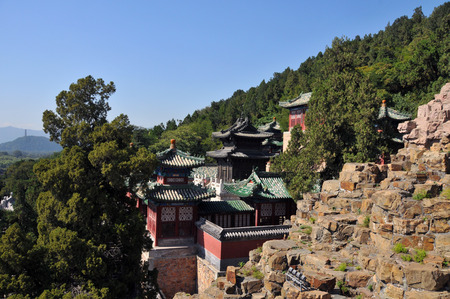 fang: The summer palace in Beijing