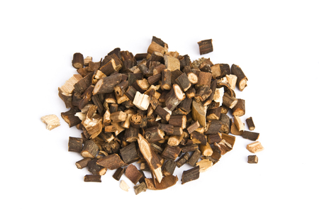 Cinnamomum cassia Presl Stock Photo