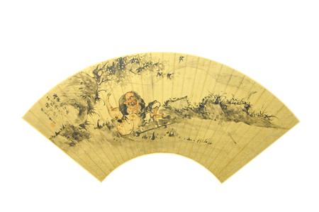 Li Yu Li Xian illusion figure,qing dynasty, emperor guangxu years