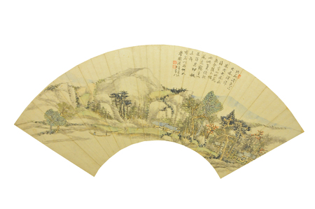 the Qing Dynasty heritage of ancient Chinese painting