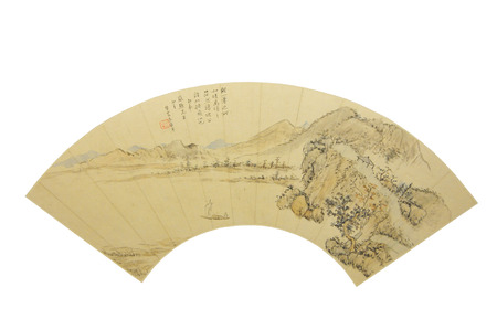 ancient relics: Qing Dynasty relics of ancient China figure painting