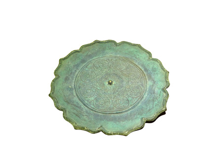 song dynasty: ancient mirror from ancient china