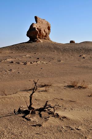 Inner Mongolia datong city ruins