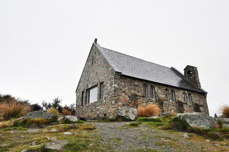 The Church of the Good Shepherd on Lake Tekapo, New Zeland 2009 may photo