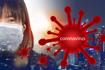 Fat people who are sick There are complications living in the capital. There are many people at risk of severe coronavirus infection. The concept of prevention and treatment of severe viral diseases Foto de archivo