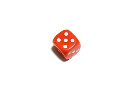 Dice are symbol of game. Of casino, of fortune, casuality. Can have multiple means.
