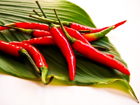 Red hot chillis photo