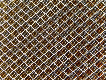 Steel wire fence Stock Photo - 8069044