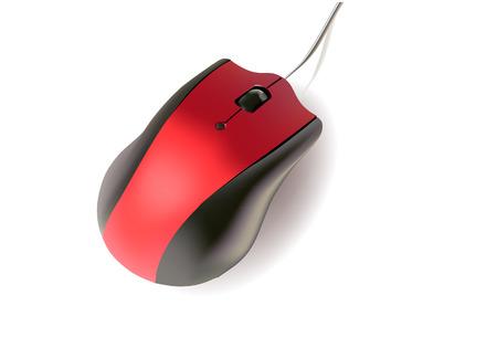 マウスの接続