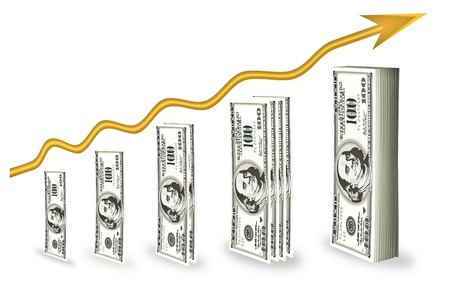 Financial investment to maximize profit.