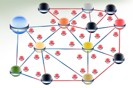 Small area network