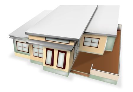 rebuild: Single plan modern home