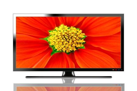 hdtv: HDTV screen
