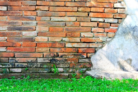 Old and dilapidated walls Stock Photo - 11170617