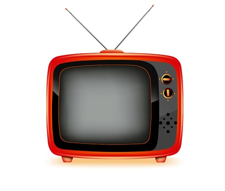 old watch: Retro TV