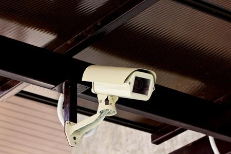 建物の CCTV カメラの場所