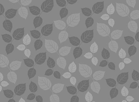 grey background: Modelo de la hoja sobre un fondo gris