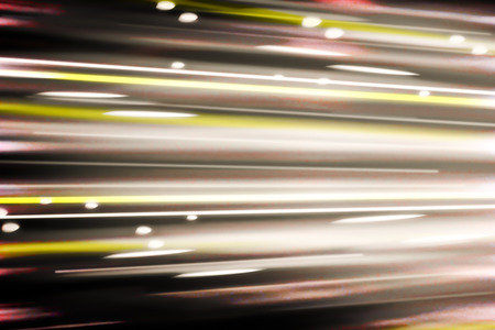 fast lane: Speed on the road scene abstract background