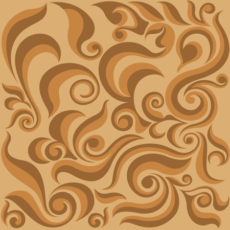 abstract wallpaper: Beautiful art striped,vector abstract wallpaper background Illustration