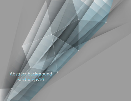 translucent: Translucent vector abstract background