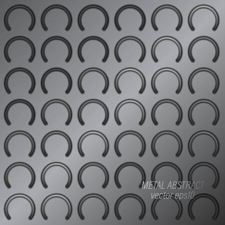 Abstract metal shape scene vector design wallpaper backgrounds Illusztráció