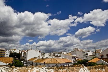 Village typique espagnol