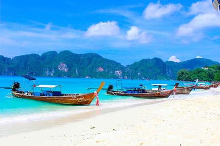 honey moon: thailand beach