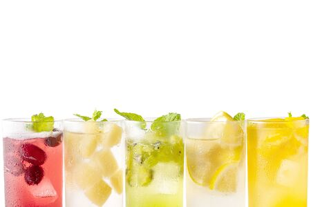 Fruit-inspired drink image 写真素材