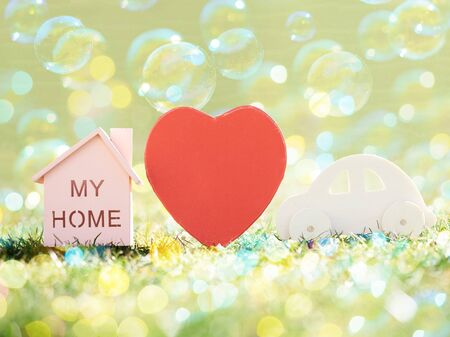 Heart, My Home and My Car