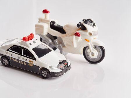 Police image Stock Photo