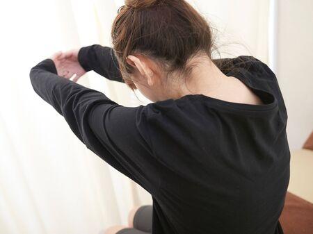 Women's Self-Stretch Massage