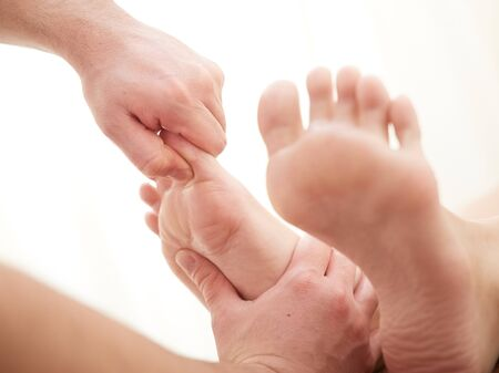Image de massage au Caire Banque d'images