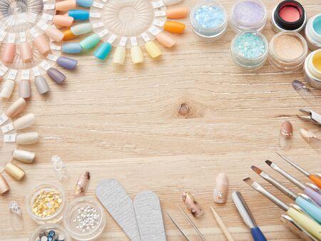 Nail Salon Images & Tools