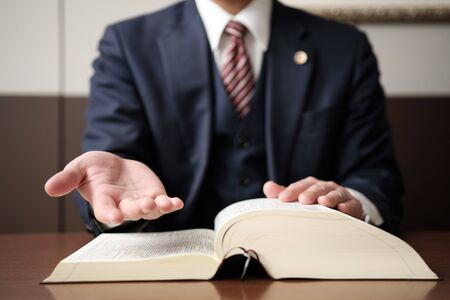 The Hand of the Lawyer to Reach out for salvation