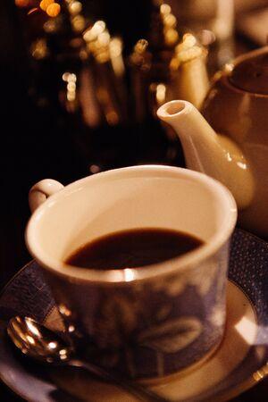 Coffee shop's bag