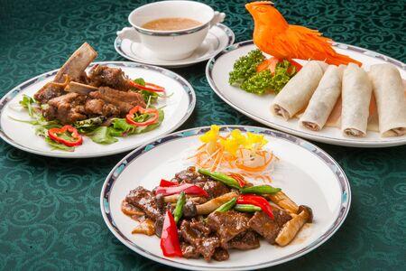Chinese cuisine image Standard-Bild - 139563855
