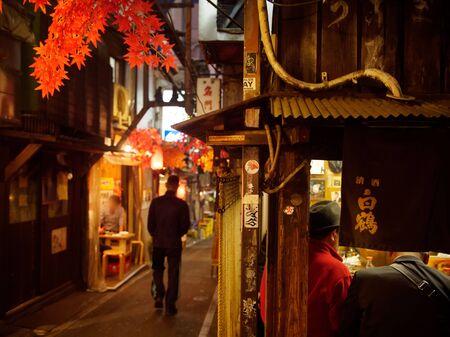 Shinjukus Bar District