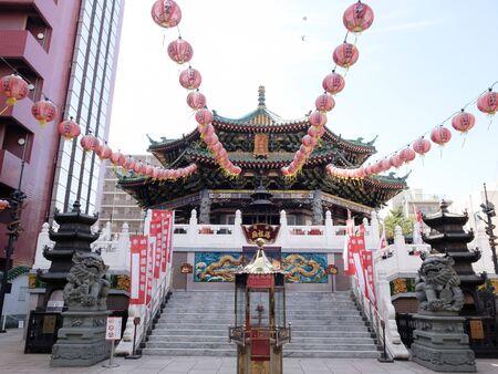 Yokohama Chinatown, Zhao Zhao Standard-Bild - 139608902