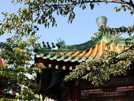 Yokohama Chinatown Image Standard-Bild - 139608907